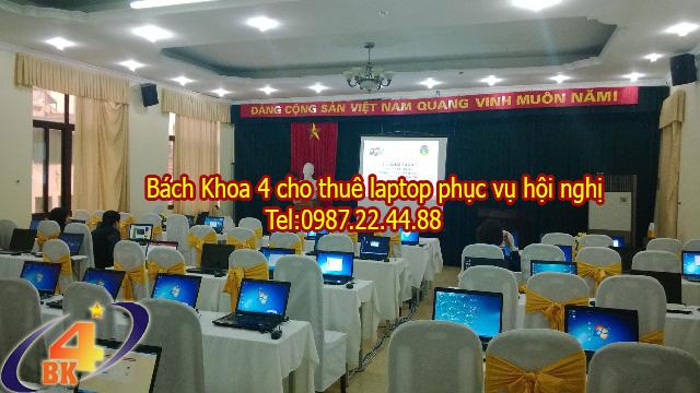 Dịch vụ cho thuê máy tính Công ty Bách Khoa 4 và Tòa án nhân dân tối cao thành phố Hà nội