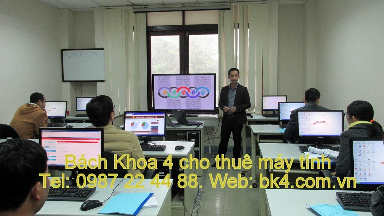 Cho thuê laptop, Cho thuê máy tính giá tốt nhất Tel: 0987224488