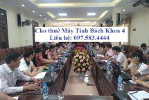 Thuê Máy Tính Tập Huấn Phần mềm tỉnh Hà Nam